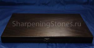 Деревянный кейс для хранения точильных камней